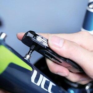 Image 5 - NexTool Multi funzionale Della Bicicletta Tool Strumento di Magnetic Manicotto Squisito e Portatile Outdoor Strumento di Riparazione Chiave