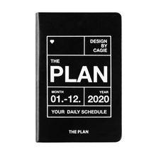 Agenda A7 ежедневник блокнот-органайзер Еженедельный школьный бизнес путешествия