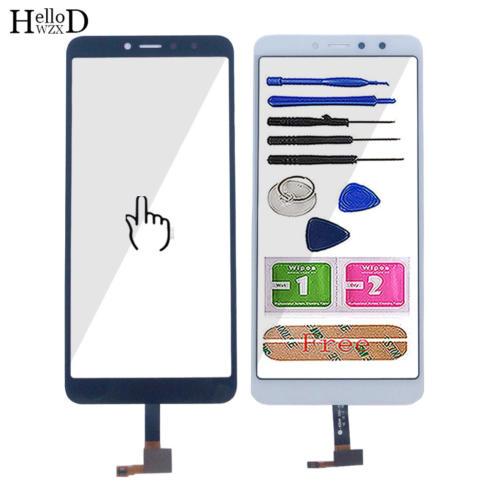 Mobile Touch Sreeen For Xiaomi Redmi S2 S 2 Digitizer Sensor Front Touch Panel Screen Out Glass Cover Repair Parts Tools 3M Glue