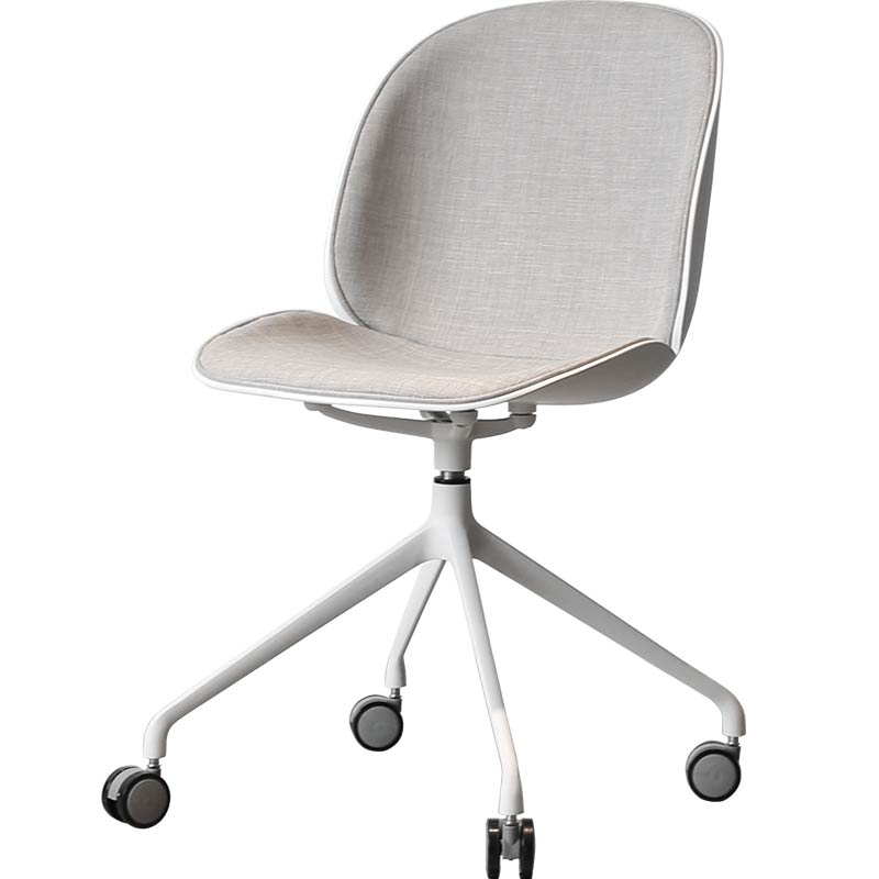 Computer Chair Backrest Simple Home Study Office Rotary Chair Rotary Wheel Creative Ins Staff Nordic Office Chair