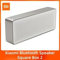 Xiaomi-altavoz square box 2 con bluetooth 4.2, altavoz estéreo portátil sin cables con sonido HD