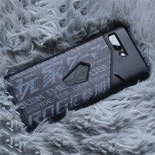 Smartphone מגן Case מעטפת כיסוי עבור ASUS ROG טלפון 2 השני/ZS660KL אביזרי משחקי טלפון קשיח מחשב מקרה