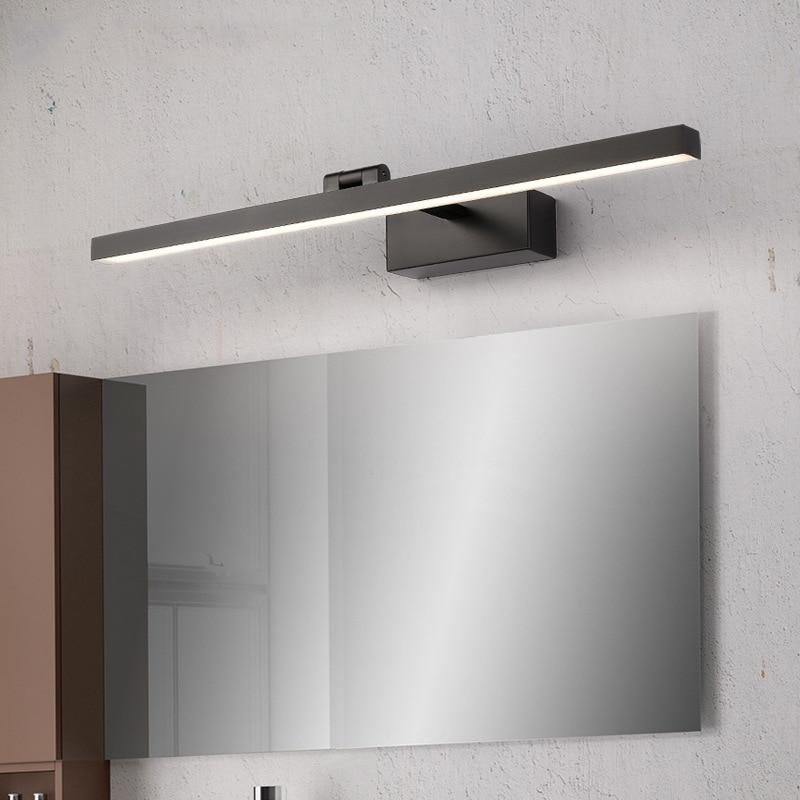 9w 40cm 12w 50cm Modern Simple Bathroom Mirror Lamp
