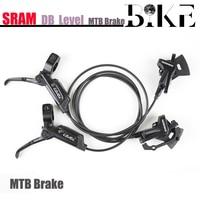 SRAM LEVEL  MTB 2-PISTONS Hydraulic Disc Brake 800-1500mm Front & Rear Black