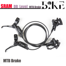 SRAM LEVEL  MTB 2-PISTONS Hydraulic Disc Brake 800-1500mm Front & Rear Black