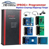 Newest Iprog+ V77 Pro Programmer Support IMMO+Mileage Correction+Airbag Reset till the year 2019 Replace Carprog/Tango/Digiprog