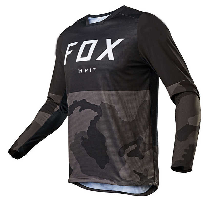 2020 Motocross Jersey Mtb Downhill Jeresy Fxr Fietsen Mountainbike Dh Maillot Ciclismo Hombre Quick Dry Jersey Hpit Fox Jersey