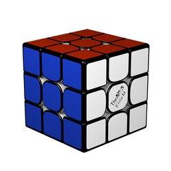 Valk 3 valk3 Elite M 3x3 Mini 55,5mm tamaño Cubo de 3x3x3 velocidad magnético Cubo mágico Profissional cubos de juguete WCA cubos mágicos puzle