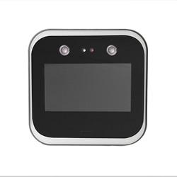 Dynamiczne rozpoznawanie twarzy System kontroli dostępu do kamery HD 2MP TCP / IP 3000 sztuk twarze 5 Cal naciśnij ekran