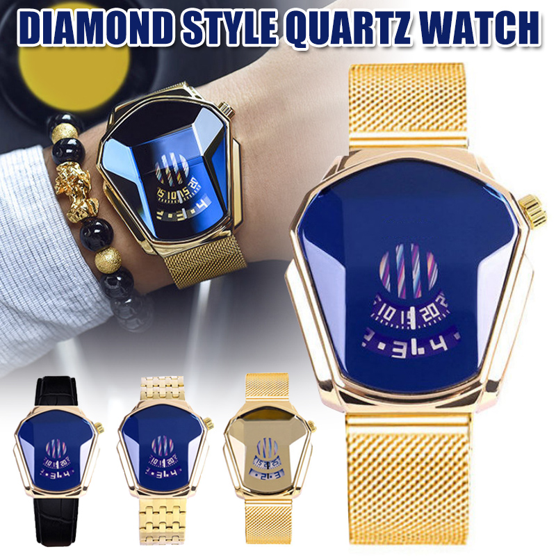 Diamond Style Quartz Watch