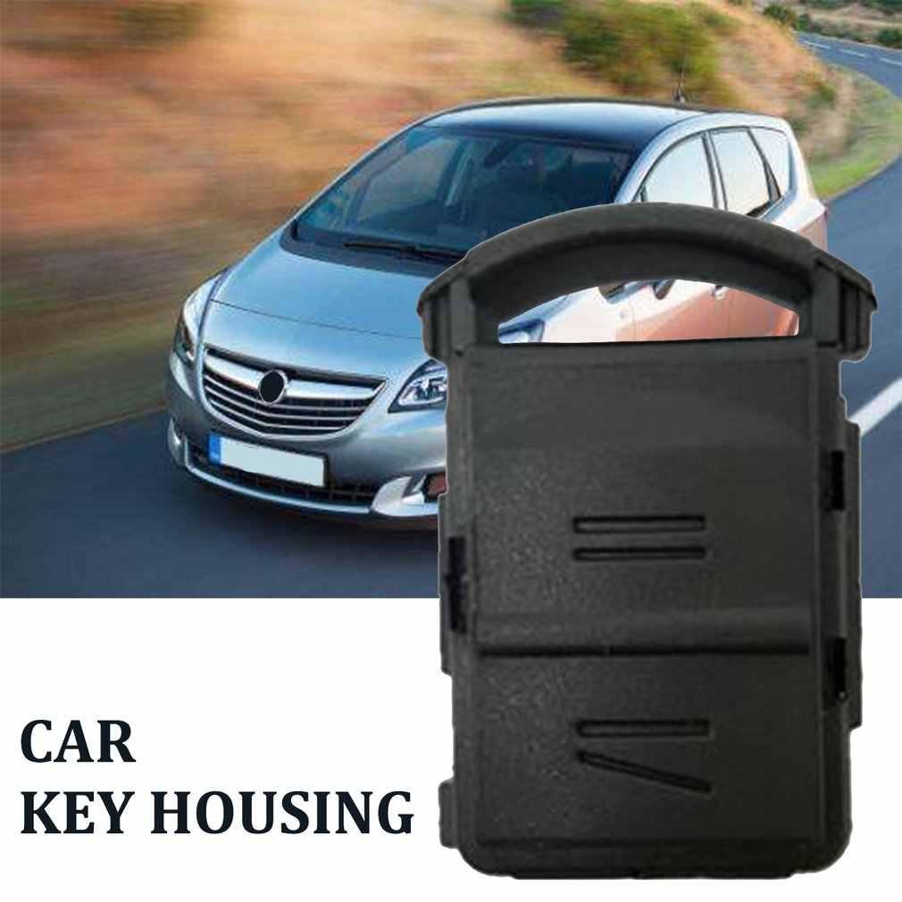 Une paire de boîtiers de clés clés de voiture coquilles de protection pour Opel avec 4 Mini boutons clés de voiture étuis de protection accessoires de voiture