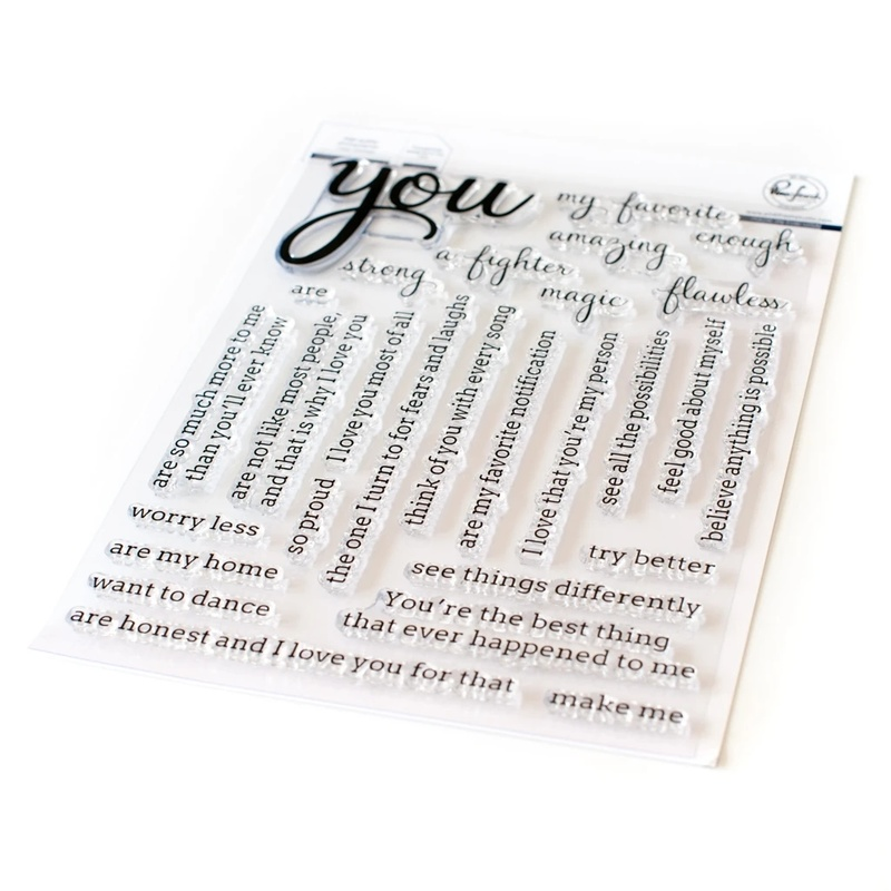 2020 New Metal Cutting Dies And In Scrapbooking For Paper Making Words Embossing Frame Birthday Card Clear Transparent Stamp Set