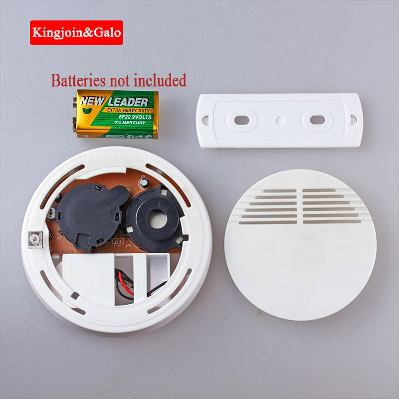 High Sensitivity Smoke Detector Smoke Chamber Independent Fire Alarm Home Security System Fireman Combination Smoke Fire Alarm