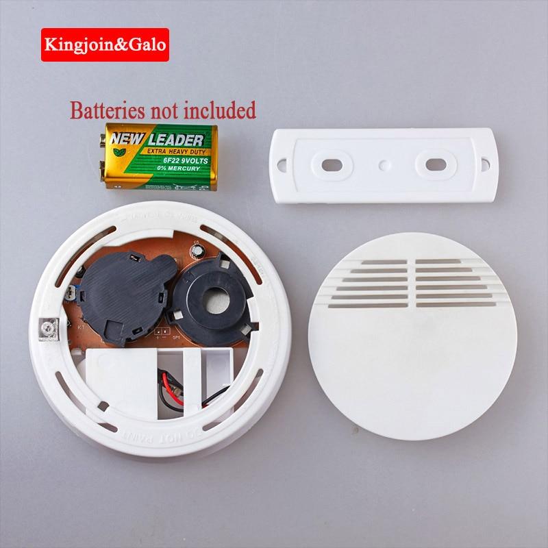 High Sensitivity Smoke Detector Smoke Chamber Independent Fire Alarm Home Security System Fireman Combination Smoke Fire Alarm