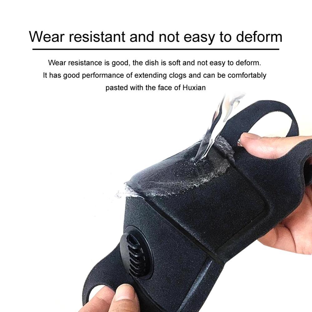Ventes au comptant 50 pièces masques réutilisables bactériens Anti-grippe contre les gouttelettes avec Valve d'air - 2