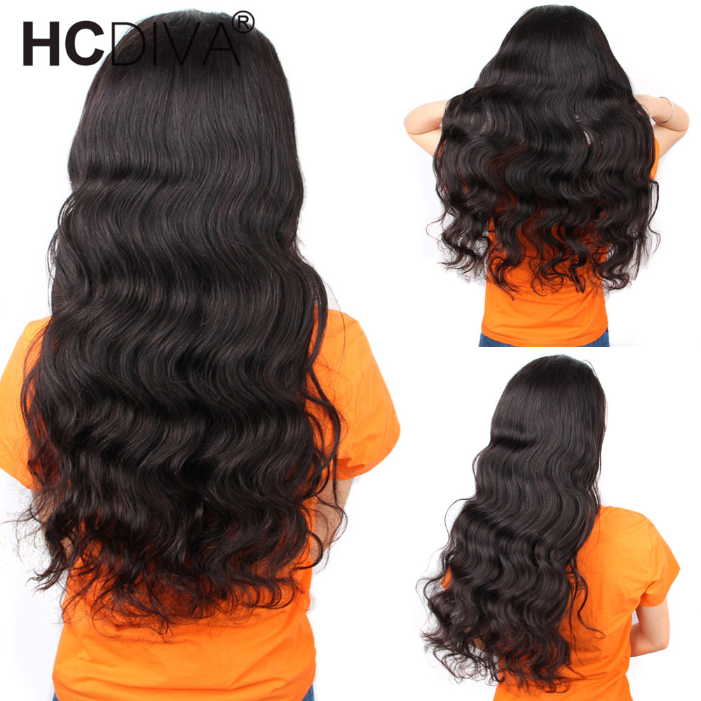 Brazilian Body Wave 360 Lace Frontal Human Hair Wig Bleached Knots 360 Lace Frontal Wig For Black Women Pe-plucked Remy Hair