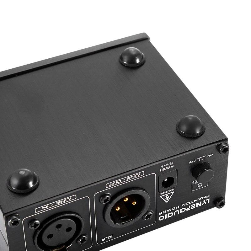 Amplificateur de Signal casque Tube à vide carte son USB ASIO stéréo intégré Amp US Plug GV99