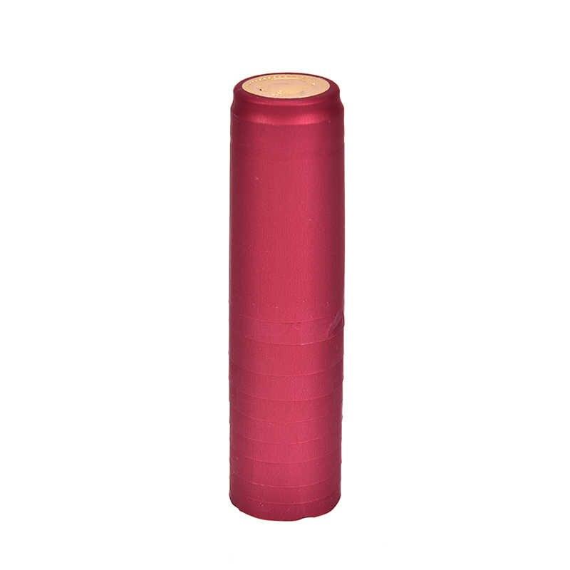 10 قطعة/الوحدة PVC الحرارة يتقلص كاب بار حزب إمدادات النبيذ غطاء زجاجة زجاجة نبيذ ختم برواري اكسسوارات للمنزل تختمر