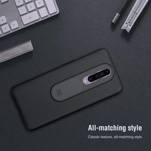 Image 5 - Защитный чехол для камеры Xiaomi Redmi K30, слайдер NILLKIN, защитный чехол для объектива, Защитные чехлы для Xiaomi Redmi K30