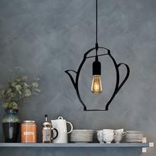 Specjalna konstrukcja oświetlenie lampa wewnętrzna czajniczek Model stylowy żyrandol kuchenny tanie tanio Desing TR (pochodzenie)