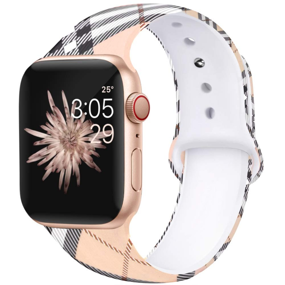 Floral Band for Apple Watch 243