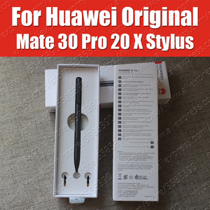 Image 1 - Mate30 برو الأصلي ستايلس هواوي م القلم ماتي 20 X ماتي 30 الهاتف المدمج في بطارية ليثيوم هواوي ماتي 20 X اللمس القلم