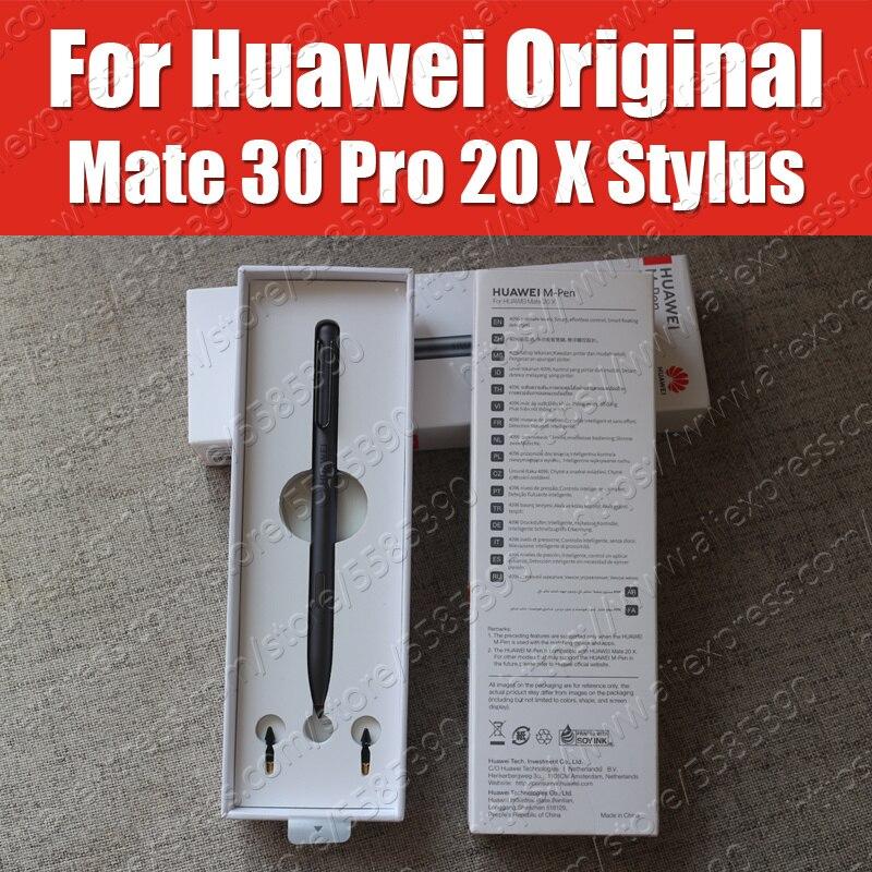 Оригинальный стилус Mate30 Pro HUAWEI M Pen Mate 20 X Mate 30 встроенный литиевый аккумулятор для телефона HUAWEI Mate 20 X Touch PenСтилусы    АлиЭкспресс