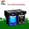 YLC 21XL 22XL сменный картридж для принтера для hp21 HP21XL картридж для HP21 с чернилами hp Deskjet F380 F2180 F2280 F4180 F4100 F2100 F2200 F300