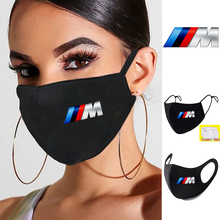 Respirator Mouth-Mask Face-Breathing-Mask Cycling Power-Print Bmw M Anti-Dust Washable