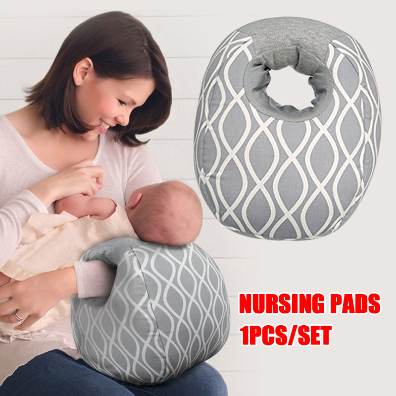 Nursing Pillow Breastfeeding Arm Pillow Arm Cushion For Breastfeeding Bottle Feeding New Design Breastfeeding Pillow