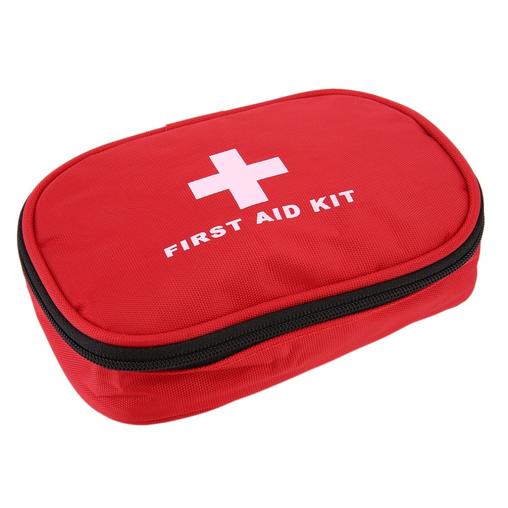 First Aid Kit Portable Camping Emergency Medical Bag Home Small Medical Box Emergency Survival Kit Outdoor Travel Survival Kit