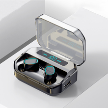 TWS Wireless Bluetooth 5.0 Headphones In-Ear HiFi Deep Bass Stereo Earbuds Touch