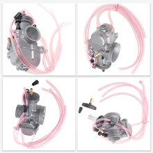 цена на 1pc new 38mm Airstriker Air Striker Carb Accessory part high quality suitable For Keihin Carburetor PWK38 PWK