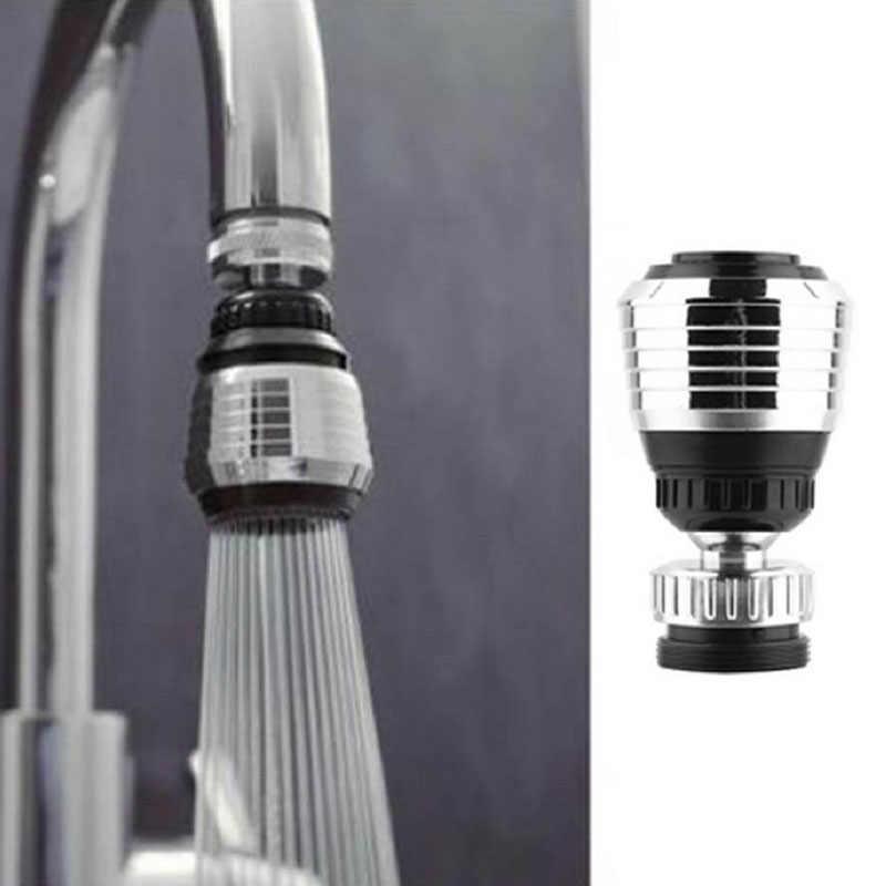 360หมุนก๊อกน้ำอะแดปเตอร์หัวฉีดWater Saving Tap Aerator Diffuserคุณภาพสูงอุปกรณ์เสริมห้องครัว