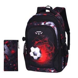 Wodoodporne dzieci szkolne torby dla nastolatków chłopcy plecaki szkolne tornister dzieci podróżny plecak na laptopa dzieci tornister Mochila
