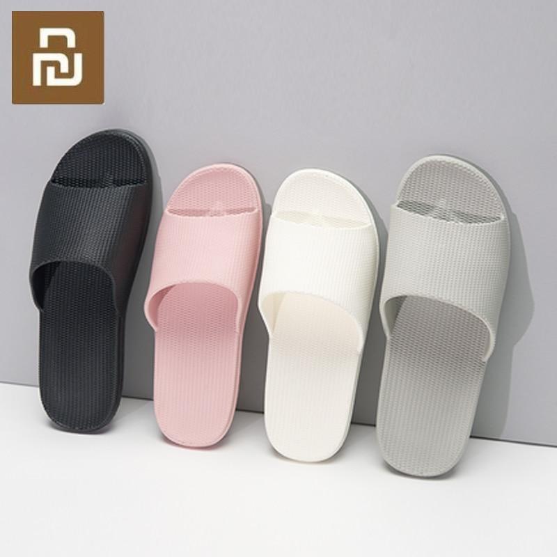 Xiaomi Home Household Slipper EVA Soft Anti-slip Slipper Flip Flops Summer Sandals Men Women Unisex Loafer Household Supplies(China)