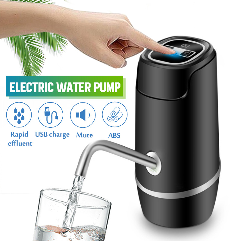 Warmtoo Automatic Electric Water Dispenser Gallon Drinking Bottle Switch Smart Wireless Water Pump Water Treatment Appliances