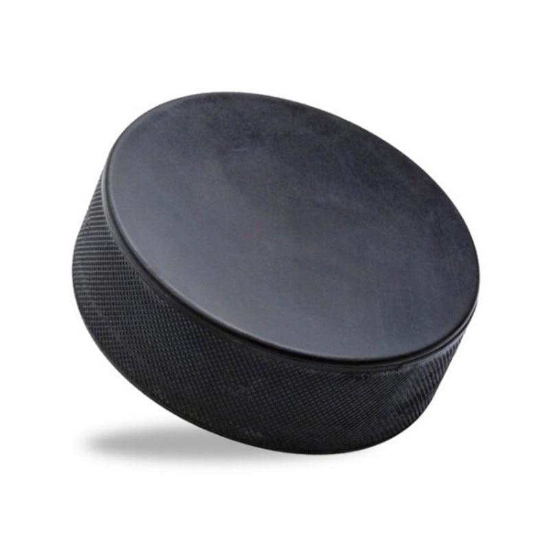 Winter Sporting Ice Hockey Pucks Official Size Game Practice Bulk Sports Puck Ballsz
