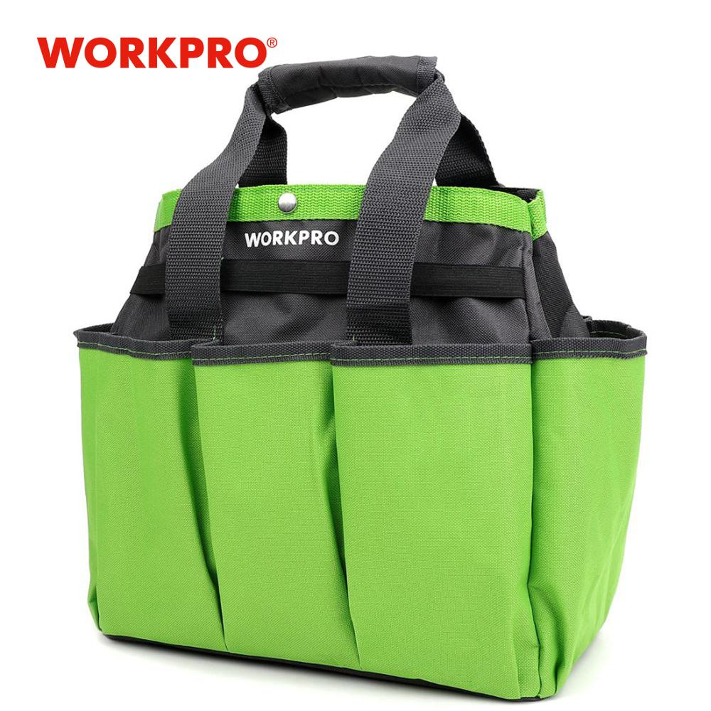 workpro-garden-tool-bag-outdoor-and-indoor-hand-bag-for-garden-tool-kits-with-8-oxford-pockets