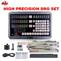 DRO цифровой дисплей набор 3-осевой цифровой индикации GCS900-3DB + с 3 шт. 5u 50-1000 мм линейные стеклянные весы для фрезерования/токарного станка/EDM