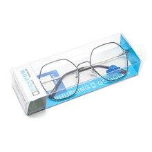 2019 New Computer Glasses Men Anti-blue light Glasses Women Gaming Eyeglasses Metal Frame Anti UV Optical Eyewear