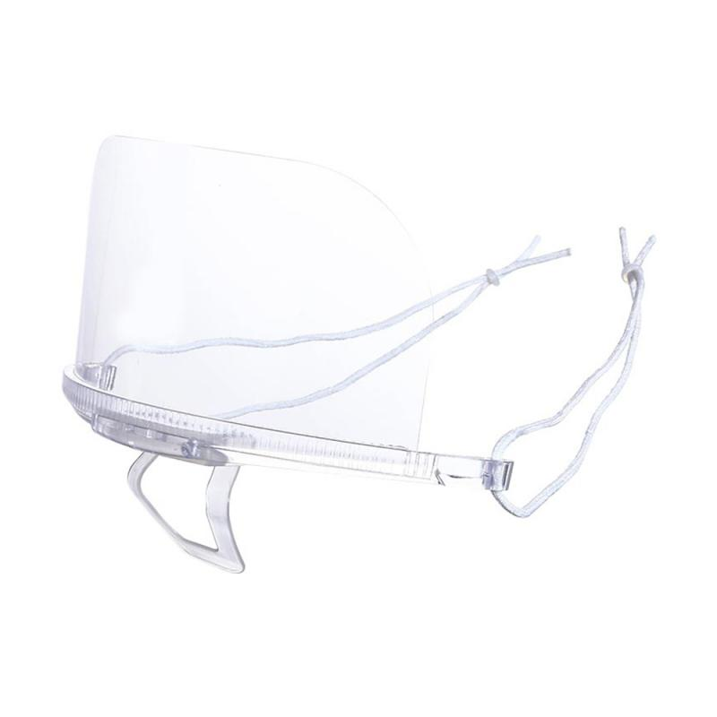 Buy Trending 10/20Pcs Clear Face Mask with Elastic