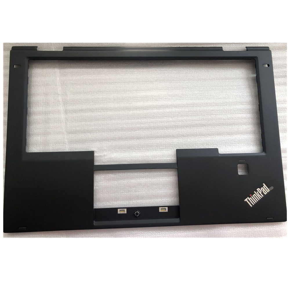 Original New for Lenovo ThinkPad X1 Yoga 1st Gen 20FQ 20FR Palmrest Cover Keyboard Bezel SB30K59264 00JT863