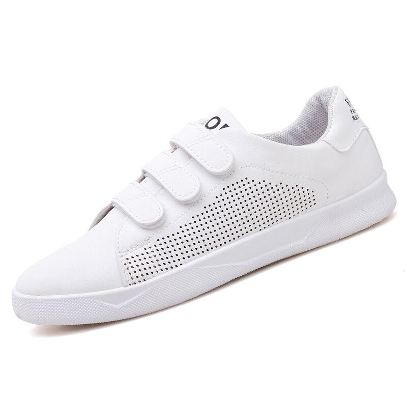 Men Shoes Fashion Shoes Men Casual Non-slip Velcro Wear Sneakers Light Men's Sneakers Size 44 Outdoor Footwear Zapatos De Hombre