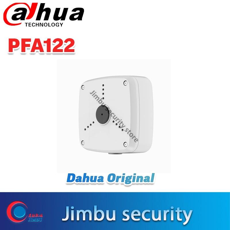 DAHUA mount Water-proof Junction Box PFA122 CCTV Accessories IP Camera Brackets Camera Mount PFA122