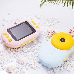 Image 1 - Cámara Digital para niños de 2,4 pulgadas, HD, 1080p, wifi, lente Dual, Ip68, impermeable, regalo de cumpleaños