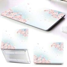 цена Print Customized Hard Case for 2017 2018 2019 2020 New Macbook Pro Retina 13 15 A1706 A1989 Touch Bar Air 11 13.3 inch PVC Cover онлайн в 2017 году