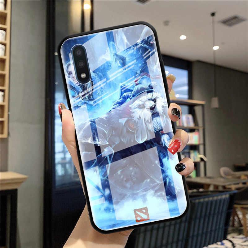 AAA Kính Cường Lực Dành Cho Samsung Galaxy S20 Cực S10 5G S10e S8 S9 Plus Note 8 9 10 lite Ốp Điện Thoại