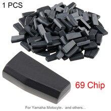 Em branco 4D69 ID69 40Bits Chave Chip de Transponder Chip de Carbono Fit para Yamaha Motocyle