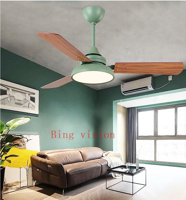 42 polegada pas do ventilador ventiladores escurecimento remoto lampada 04